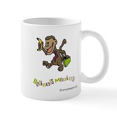 Monkey Mug: Business Monkey