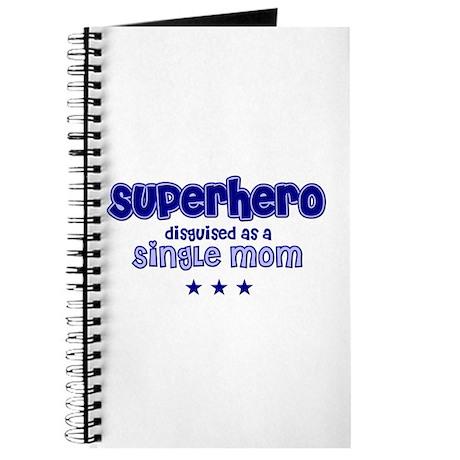 Superhero - Single Mom Journal