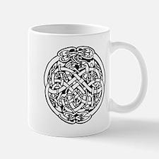 Zoomorphic Celtic Circle Mug
