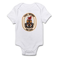 USS STUMP Infant Bodysuit