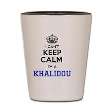 Khalid Shot Glass