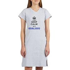 Cool Khalid Women's Nightshirt