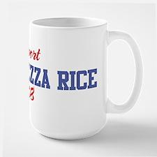 Support CONDOLEEZZA RICE 2008 Mug