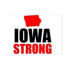 Iowa Strong Postcards (Package of 8)