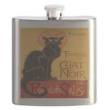 Chat noir Flasks