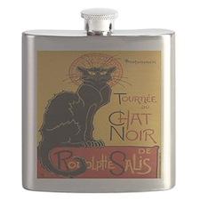 Chat Noir Flask