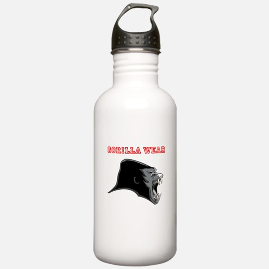 GORILLA WEAR Water Bottle