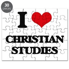 I Love Christian Studies Puzzle