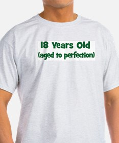 18 Years Old (perfection) T-Shirt