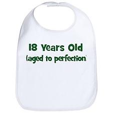 18 Years Old (perfection) Bib