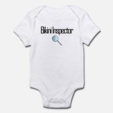 Bikini Inspector Infant Bodysuit