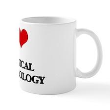 Funny I love environmental studies Mug