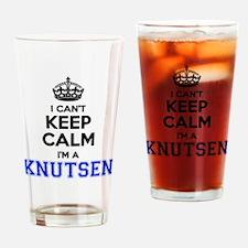 Unique Knutsen Drinking Glass