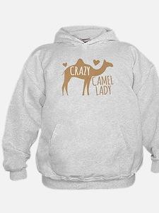 Crazy Camel Lady Hoodie