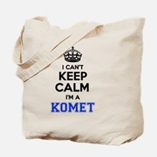 Unique Komets Tote Bag