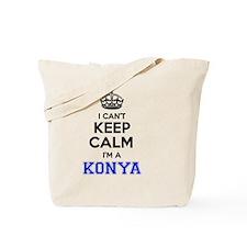 Cute Konya Tote Bag