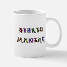 Bibliomaniac<br> Mug