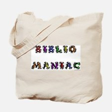 Bibliomaniac<br> Tote Bag