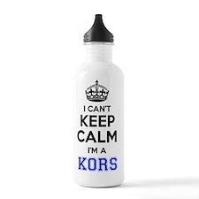 Unique Keep calm kor Water Bottle