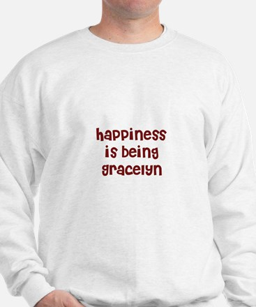 happiness is being Gracelyn Sweater