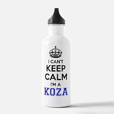 Cool Koza Water Bottle