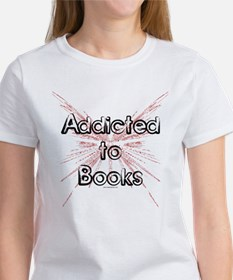 Addicted to Books! 2 Tee