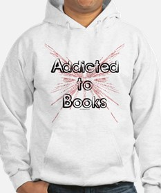 Addicted to Books! 2 Hoodie