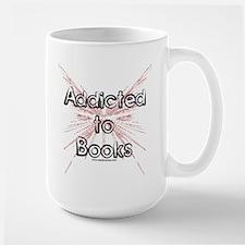 Addicted to Books! 2 Mug