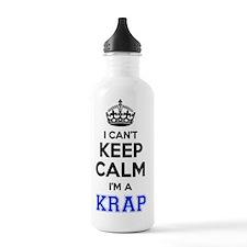Cute Krap Water Bottle