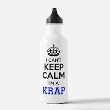 Unique Krap Water Bottle