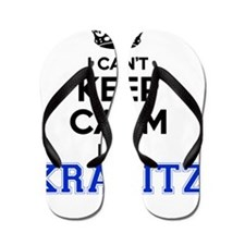 Funny Kravitz Flip Flops