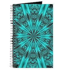 Torquise Crystal Wheel Journal