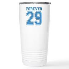 Forever 29 Thermos Mug