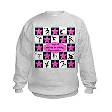 GYMNASTICS QUEEN Sweatshirt