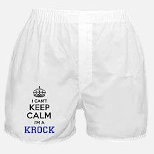 Cute Krock Boxer Shorts