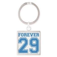 Forever 29 Keychains