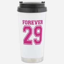 Forever 29 Stainless Steel Travel Mug