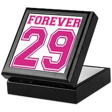 Forever 29 Keepsake Box