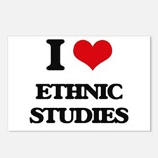 I Love Ethnic Studies Postcards (Package of 8)