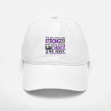 Epilepsy HowStrongWeAre Baseball Baseball Cap