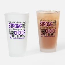 Epilepsy HowStrongWeAre Drinking Glass