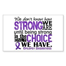 Epilepsy HowStrongWeAre Decal