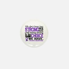 Epilepsy HowStrongWeAre Mini Button (10 pack)