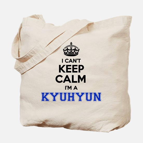 Cool Kyuhyun Tote Bag