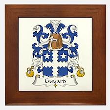 Guyard Framed Tile