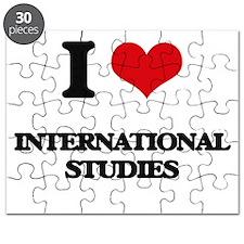 I Love International Studies Puzzle