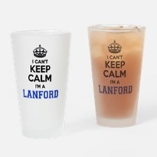 Unique Lanford Drinking Glass