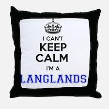 Langland Throw Pillow