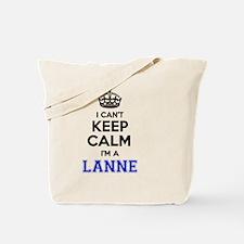 Funny Lanne Tote Bag