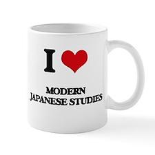 I Love Modern Japanese Studies Mugs